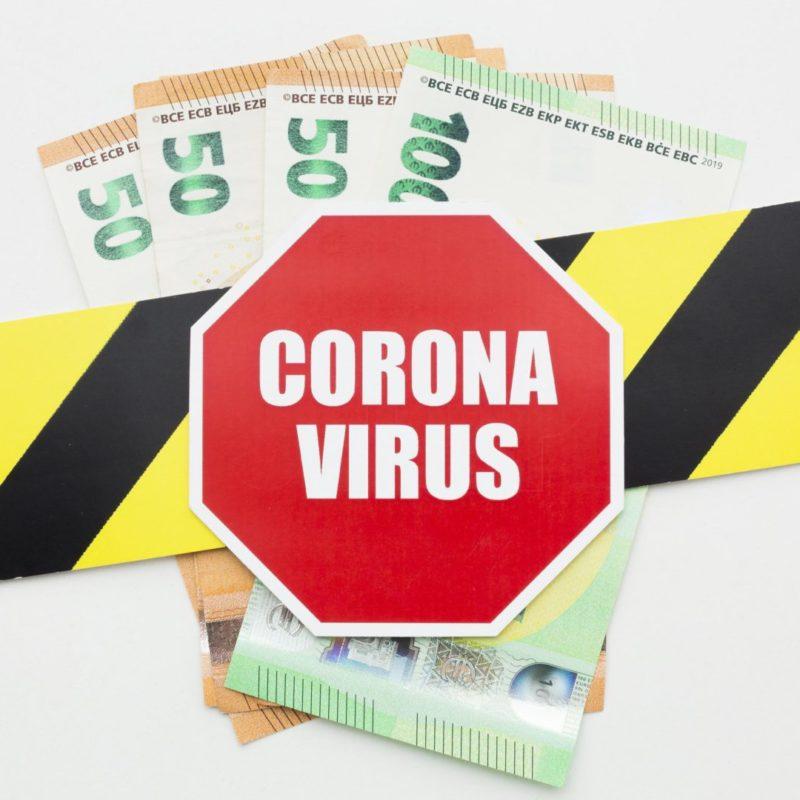 Corona und Geld